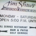 Jim Shaws Seafood in Macon GA